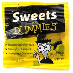 Sweets for Dummies / Süßigkeiten für Dummies / Süßes für Dummies