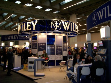 Stand von Wiley