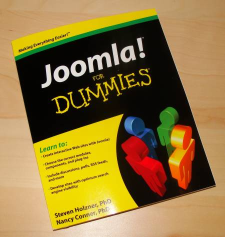Cover von Joomla! For Dummies