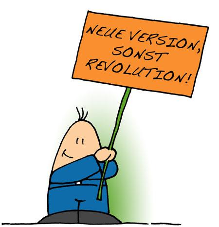 Jo demonstriert für Joomla!