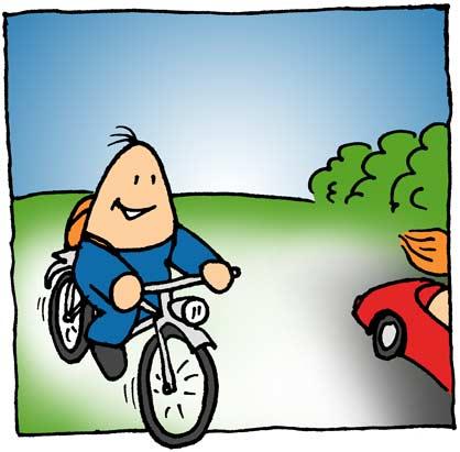 Jo macht eine Radtour - Bild 1